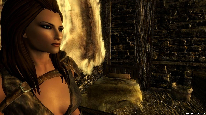 Альтернативное Начало Игры Skyrim